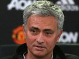Jose Mourinho defends rebuilding of Manchester United despite overseeing the club's worst ever start to a Premier League season