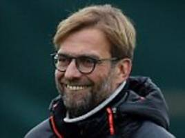 Jurgen Klopp's Liverpool chequebook is open for the January sales if injuries strike at Anfield