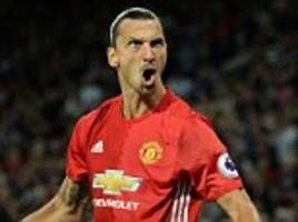 Ronald Koeman praises his former star Zlatan Ibrahimovic as Everton prepare to face Manchester United: 'He is one of the best'