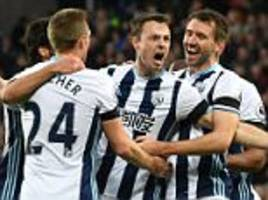 west bromwich albion 3-1 watford: pulis has great end to a bad week as baggies move sixth