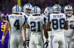 dallas cowboys appear to be the answer for nfl's sagging numbers