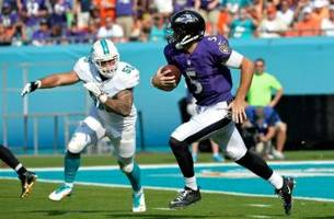 miami dolphins v. baltimore ravens: game and coverage details
