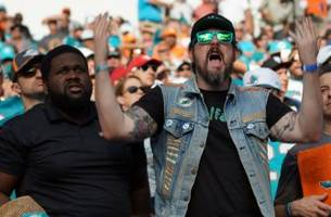 Miami Dolphins December record is not very good