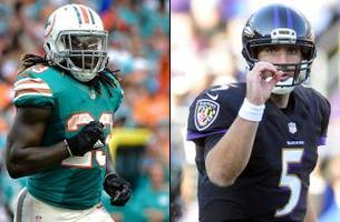 Miami Dolphins at Baltimore Ravens game preview
