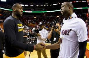 chicago bulls vs. cleveland cavaliers: instant analysis of james vs. wade