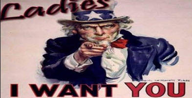 Obama Supports Forcing Women To Register For Military Draft