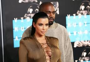 Kanye West and Kim Kardashian Live Under Different Roofs After He's Released From Hospital