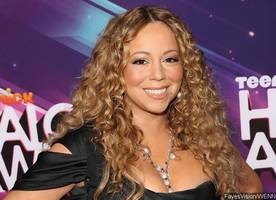 Mariah Carey Exposes Her Private Part as She Goes Commando in Short Dress