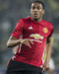 Anthony Martial sends rallying cry to Man United ahead of Everton clash