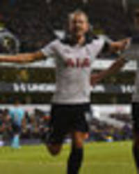 tottenham 5 swansea 0: harry kane at the double as spurs run riot