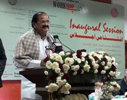 urdu is not just language of muslims but of all indians :venkaiah
