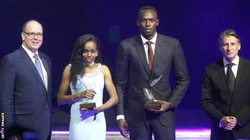 usain bolt wins iaaf athlete of the year award for 6th time
