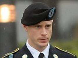 Bowe Bergdahl's makes last ditch push for a pardon from Obama before Trump takes office who called him a 'dirty, rotten traitor'