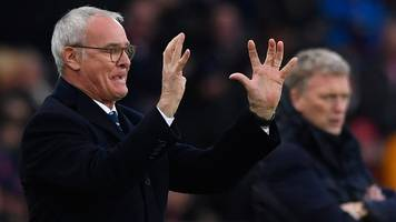everything wrong at champions leicester - ranieri