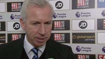 crystal palace 3-0 southampton: palace got balance right today - pardew
