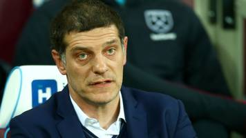west ham boss slaven bilic 'humiliated' by 5-1 defeat against arsenal