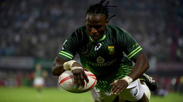 South Africa beat Fiji to win World Sevens Series opener in Dubai