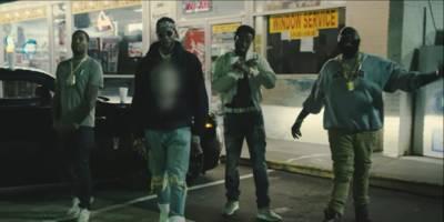 """Watch Rick Ross' New """"Buy Back the Block"""" Video Feat. Gucci Mane and 2 Chainz"""