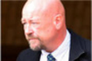 Derbyshire driver Keith Mees who was sending Facebook messages...