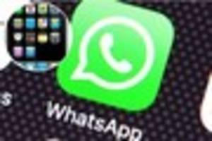 whatsapp to stop running on millions on phones at the end of 2016