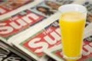 Devon university students ban orange juice with bits in