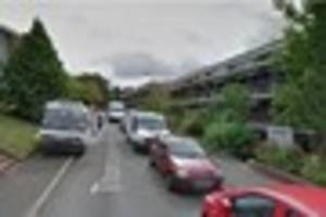 firefighters tackle suspected arson at exeter flats