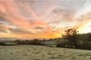 Weekend weather for Exeter and Devon