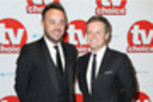 nottingham forest result reaches the jungle as ant and dec ribbed...