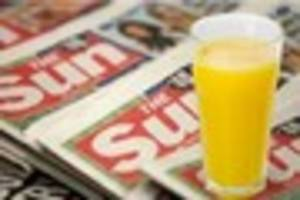 Plymouth students 'ban orange juice with bits in'