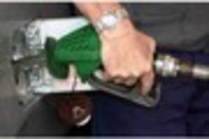 south devon drivers warned of pump price shock