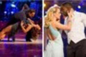 will the cliftons waltz into strictly come dancing semi-final?