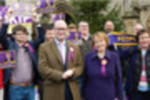 Paul Nuttall - only UKIP will give you the 'clean' Brexit North...