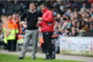 Charlton Athletic boss admits he doesn't have players for...