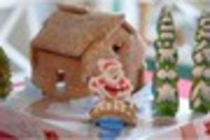 Watch: Make the perfect gingerbread house this Christmas