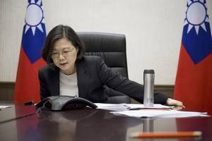 China lodges diplomatic protest over Trump-Taiwan call