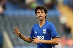 rangers boss mark warburton eyes move for birmingham city star diego fabbrini