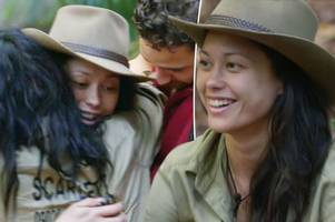 sam quek eliminated from i'm a celebrity - narrowly missing out on sunday's final