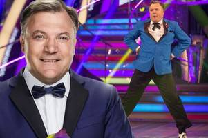 'strictly come dancing is rubbish without ed balls': bbc viewers slam the show minus the politician