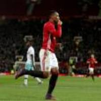 We must build on cup success, says Martial