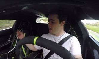 Vehicle Virgins Guy Slams $720,000 Lamborghini Aventador SV Over iPhone Issues