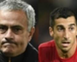 No more taking the Micki - Mourinho must give Mkhitaryan a run