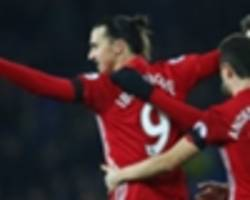 'zlatan is synonymous with spectacular!' - man utd fans in love with ibrahimovic again