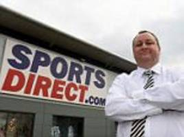 slide in sterling blasts huge hole in profits at sports direct