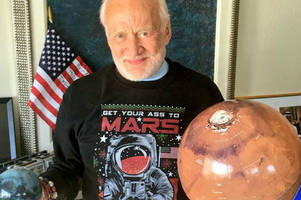 buzz aldrin still recovering after emergency airlift from the south pole