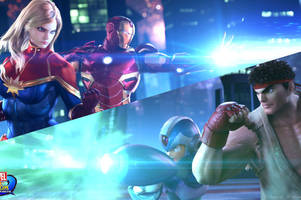 Iron Man takes on Capcom's most iconic fighters in 'Marvel vs. Capcom: Infinite'