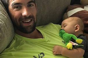 olympian michael phelps dives into his next project — tech