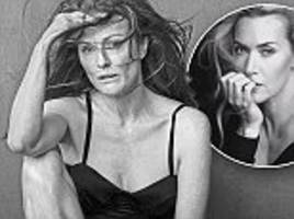 all hail the greynaissance! what's the real story behind that pirelli calendar of mature stars? finally the fashion world has woken up to the £6.7bn spending power of the older woman...