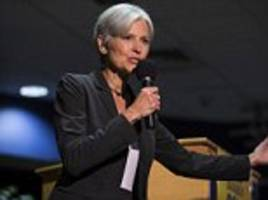 the end of the road: hillary's dream of sneaking into the white house on the back of recount in three key states ends after jill stein drops crucial pennsylvania challenge