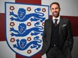England manager Gareth Southgate confident after getting praise from his postman