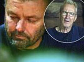 i'm a celebrity 2016: martin roberts claims 'bully larry lamb called him a porker'